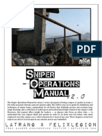 [INGLES] Sniper Operations Manual for Arma 2