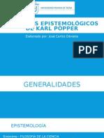 Enfoques Epistemológicos de Karl Popper