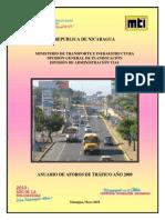 Anuario de Tráfico 2009