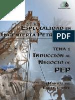 Inducción Neg PEP Parte 1