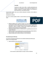 MANUAL Microsoft Access 2007 - Informes
