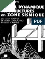 CAPRA-Calcul Dynamique Des Structures-En Zone Sismique