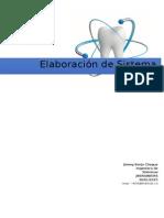 Elaboración de Sistema Dental