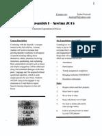 classroom expectation sheet