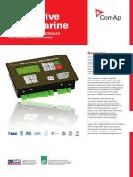 InteliDrive DCU Marine Leaflet Opt