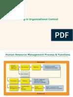 2. Organizational Context of T&D