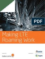 Making LTE Roaming Work