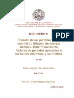 DFIRM_Estudio Perdidas Suministro Trifasico