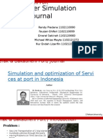 Computer Simulation Journal