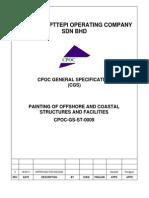 CPOC-GS-ST-0009 Rev 0 painting spec.pdf