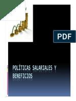Políticas Salariales y Beneficios