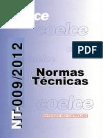 NT 009 - 2012 r02 - Encargos e Participação Financ em Obras do Sist Elétrico da COELCE.pdf
