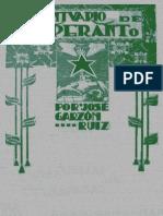 Prontuario de Esperanto