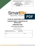SMARTBIZ - Pauta Plan de Auditoría Interna