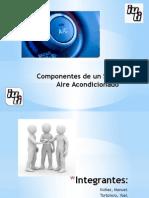 Componentes Del Sistema de Aire Acondicionado Automotriz (2)