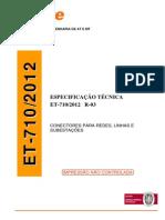 ET 710.2012 r03 - Conectores para Redes, LT e SE.pdf