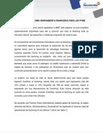 ElFactoringcomoherramientafinancieraparalasPymes