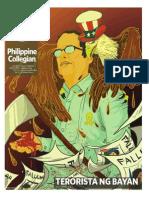 Philippine Collegian Tomo 92 Issue 8