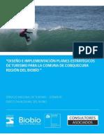 Plan Estratégico de Turismo para la comuna de Cobquecura