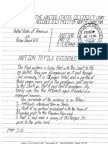 Doc 37 - Motion To File Evidence(75 Pages of evidence submitted to the District Court)