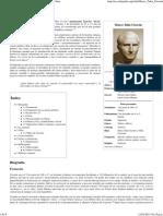 Marco Tulio Cicerón - Wikipedia, La Enciclopedia Libre