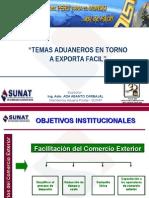 Exporta Facil SUNAT