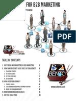 Social Media for B2B Marketing