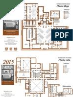 Planos Feria del Libro Palacio de Minería 2015