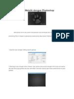 Membuat Efek Metalik dengan Photoshop.docx