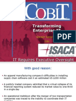 COBIT Overview
