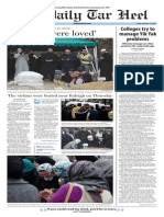 The Daily Tar Heel for Feb. 13, 2015