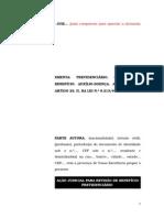 1.1- Pet. inicial - Revisão - Auxílio-doença – Exclusão dos 20% menores salários-de-contribuição.doc