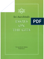 Essays on Gita - Sri Aurobindo
