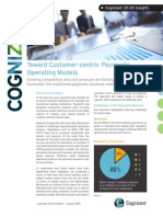 Toward Customer-centric Payments Operating Models