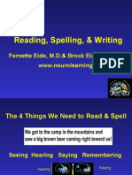 Reading Spelling Writing