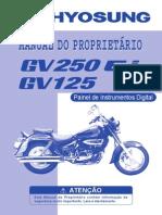 Manual Propietario GV250 FIGV125PT