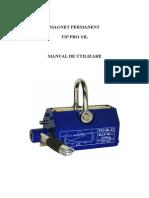 Instructiuni Magnet Pro Ml