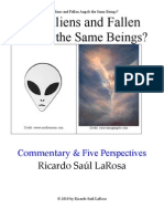 Are Aliens and Fallen Angels the Same Beings?
