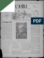 L'Aiòli. - n°326 (Setèmbre 1930)