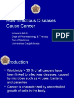 How Infectious Diseases Cause Cancer