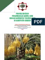 Kurma Aceh (Analisis Ekonomis)