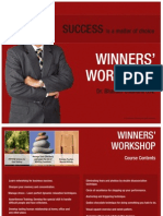 Winners Workshhop PDF