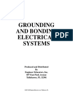 Grounding and Bonding Electrical Systems