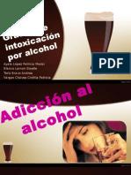 Alcohol y Medicina Forense - Relaciones