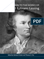 [Barbara Fischer; Thomas C. Fox] a Companion to Lessing