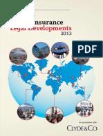 Global Insurance Legal Developments