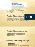 Treatment Clinical Reports Zhoulin Bio Spectrum