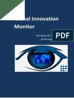Global Innovation Monitor des Rates für Forschung und Technologieentwicklung