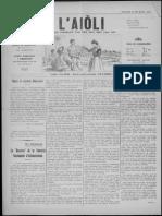 L'Aiòli. - n°334 (Mars 1931)