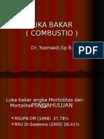 Luka Bakar(Combustio)